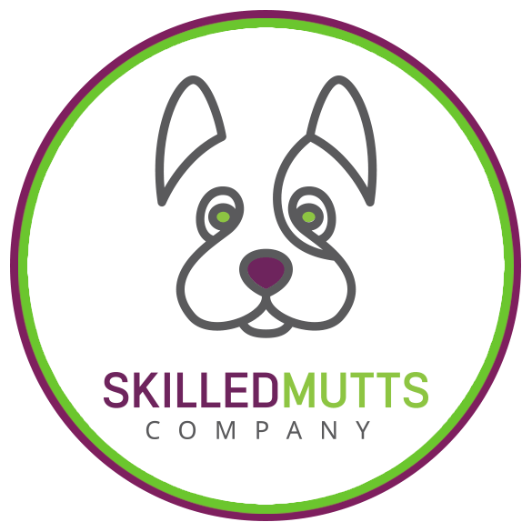 Skilled Mutts Awesome Logo